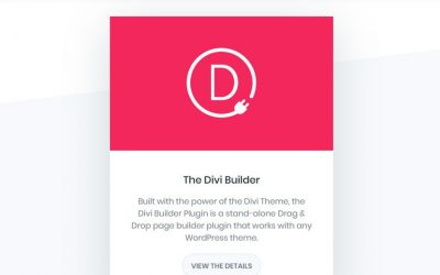 The Differences between Divi Theme and Divi Builder Plugin