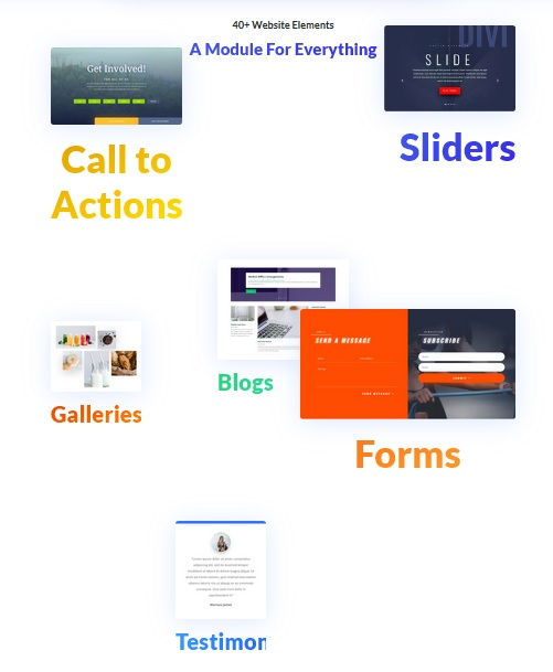 divi module example