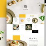 Free Divi Layout Pack for Bar and Restaurant Wordpress Website