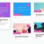 Blog Card Element on Divi Website