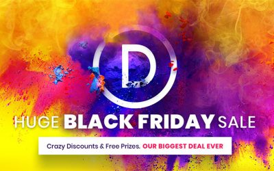 Get Ready: Divi Theme Black Friday Discount is Coming