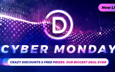 Cyber Monday Divi Theme Special Offer