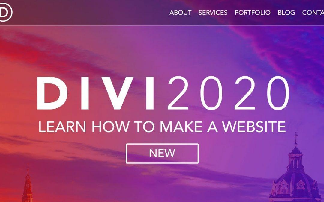 Advantages by Using Divi Theme WordPress