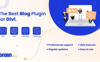 Brain Blog Review for Divi – Display Your Website Like a Pro