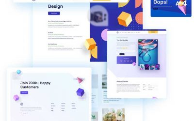 Get Exclusive Free Cyber Monday Divi Theme Pack Deals