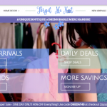 Fashion eCommerce Wordpress Theme by Divi
