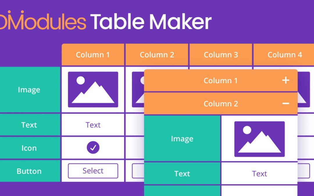 Divi Table Maker Plugin by Divi-Modules Review