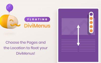 Floating Divi Menus by Dondivi Review