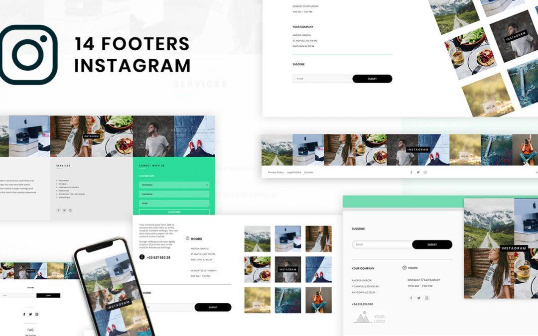 Divi Instagram Footers Plugin Review