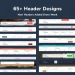 Divi Header Pack by Dope Designs Review - Premium Header Design for Divi
