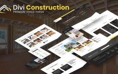 Divi Construction Child Theme Review