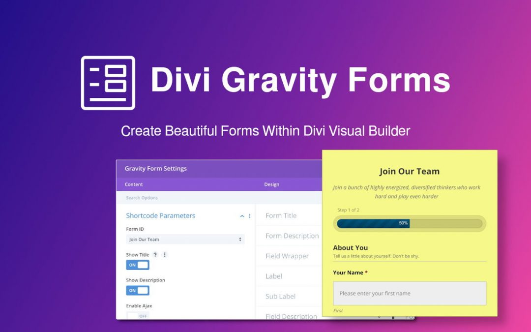 Divi Gravity Forms Extension by WP Tools Review