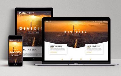 DiviCity Premium Layout Review
