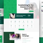 The New Released of Divi Crowdfunding Layout Pack for Free