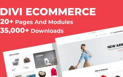 Divi eCommerce by Divi Space Review – Premium WooCommerce Divi Child Theme