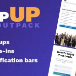 Divi Popup Layout Pack from Mark Hendriksen Review