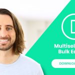 Divi Multiselect and Bulk Editing Features