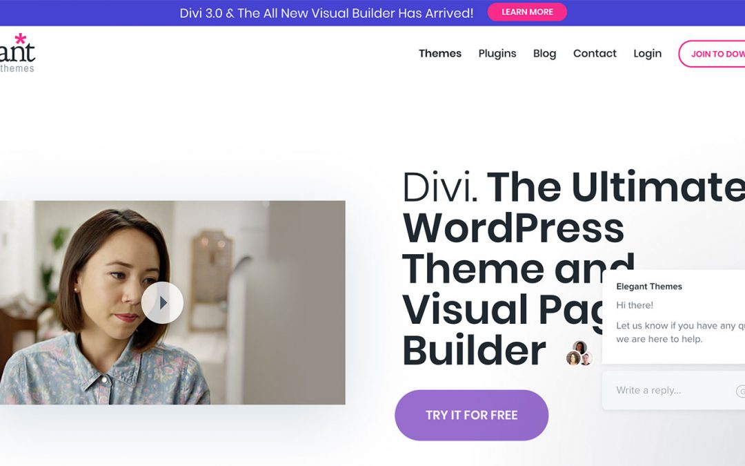 Reason Why You Must Buy Divi Theme