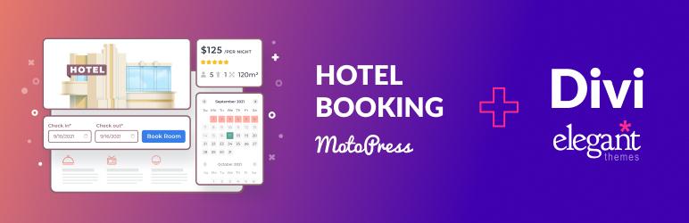 Free Hotel Booking Plugin for Divi Website