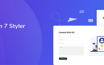 Download Free Contact Form Styler for Divi Theme