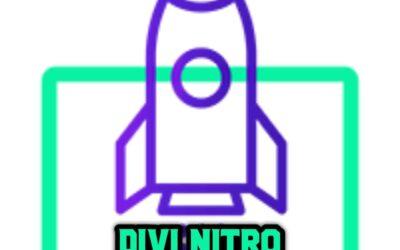 Speedup Your Divi Website Using Divi Nitro From Divi Engine