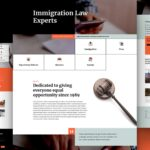 Download Free Divi Immigration Lawyer Layout