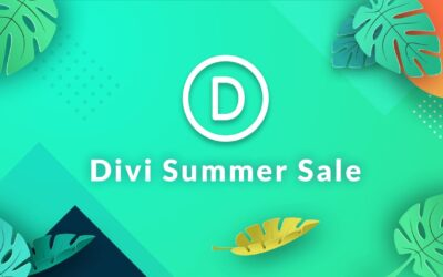 Divi Summer Sale Is Here Get Up to 50% Discount On Divi Product