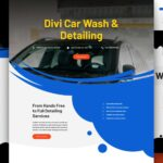 Get Free Car Wash Theme Design For Your Car Wash Website Service