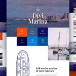 Download Divi FREE Marina Layout Pack