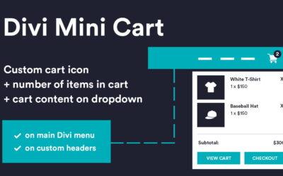 Divi Mini Cart Review