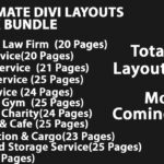 Ultimate Divi Layout Bundle From Divi Professional Review