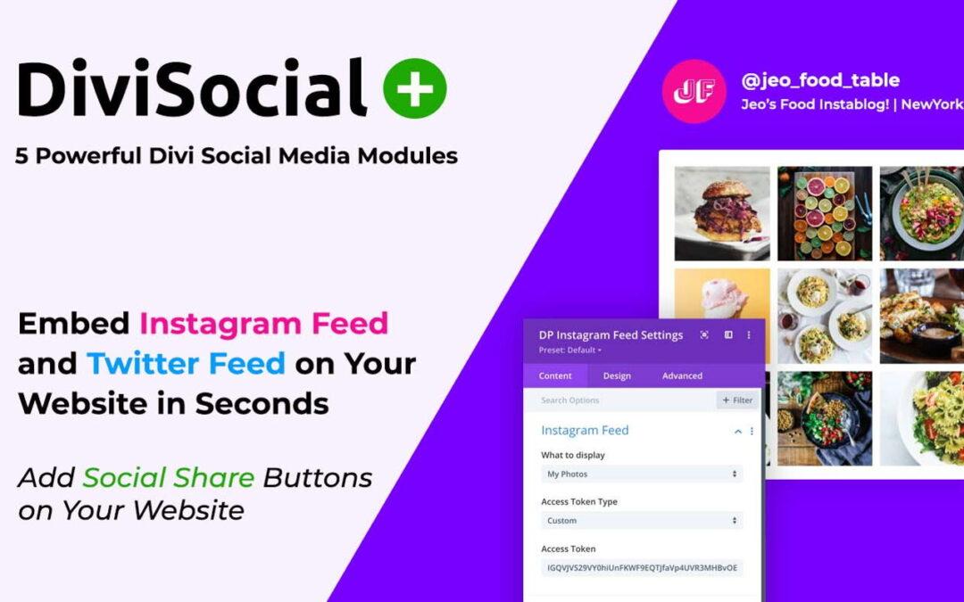 Divi Social Plus Review